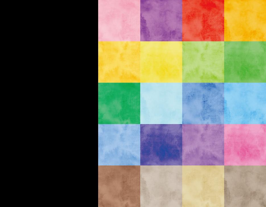 ColorIndexの番号と色の対応表
